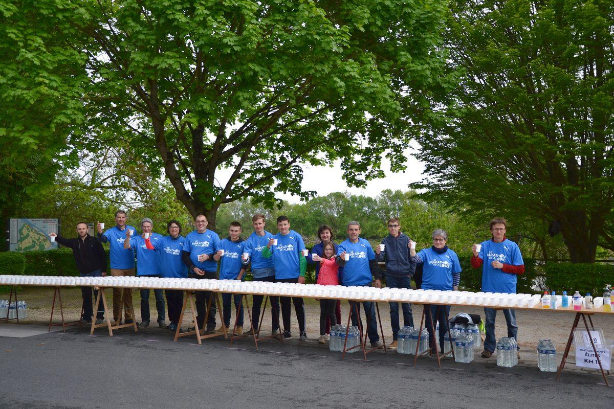 2ème Marathon de la Loire @ Rue Beauregard / Rue Foulques Nerra | Chênehutte-Trèves-Cunault | Pays de la Loire | France
