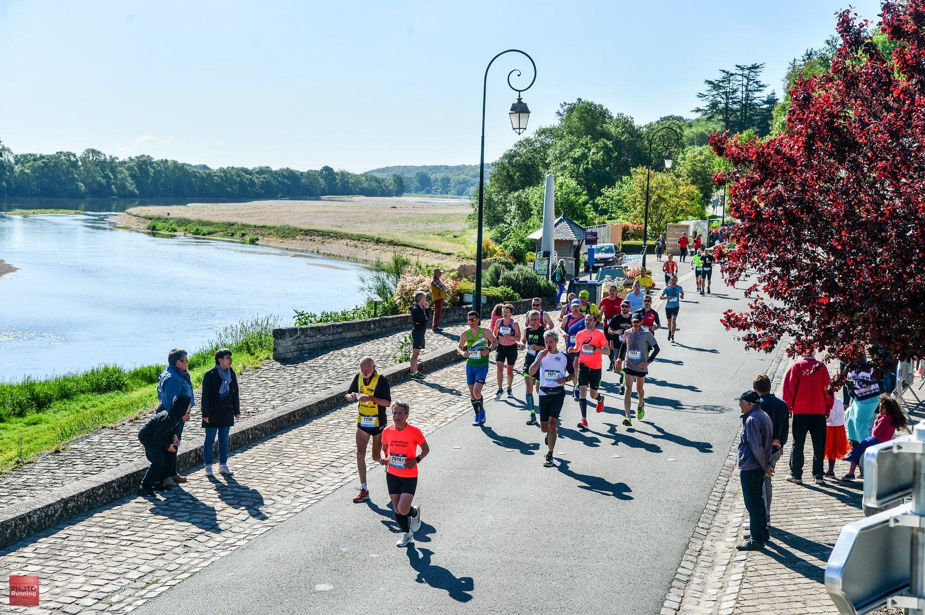 5ème Marathon de la Loire @ Rue Beauregard / Rue Foulques Nerra | Chênehutte-Trèves-Cunault | Pays de la Loire | France